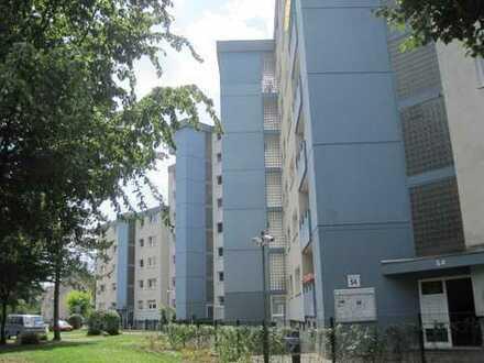 Nur mit WBS: 2-Zimmer-Wohnung mit Sonnenbalkon zu vermieten