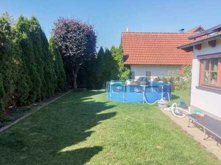 Modernes, repräsentatives 7-Zi.-EFH mit Garten und Sauna in familienfreundlicher Wohnlage