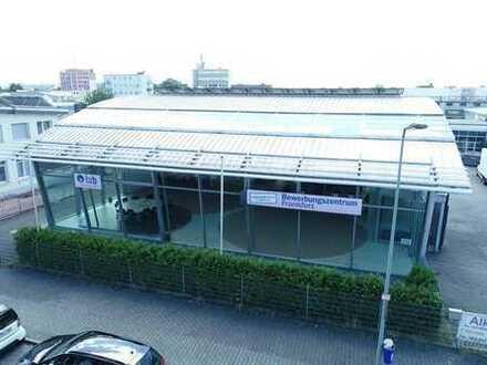 Großzügiger Showroom mit Nebenräumen in Frankfurt Fechenheim!