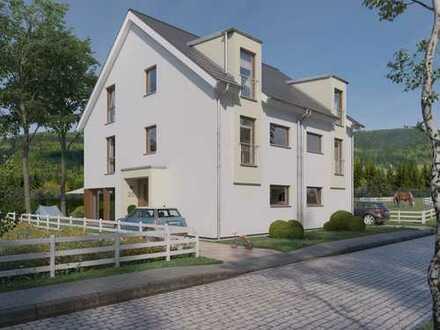 Schlüsselfertige Doppelhaushälfte in Wuppertal Oberbarmen