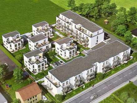 Moderne 2-Zi.-Balkonwohnung in lebenswerter Umgebung - Sonder-AfA nach §7b EStG für Kapitalanleger