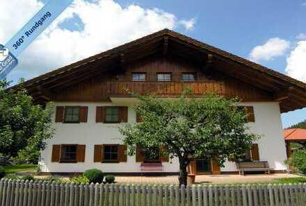 Provisionsfrei für den Käufer: Pfronten, traumhafte 4-Zimmer-Gartenwohnung im Landhausstil