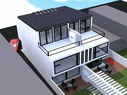 NEUBAU nach IHREM WUNSCH: Designer Haus - Architekten Haus - Black White House