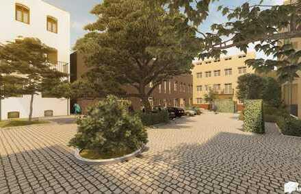 Sanierte Erdgeschosswohnung mit 106 m² und großer Terrasse!