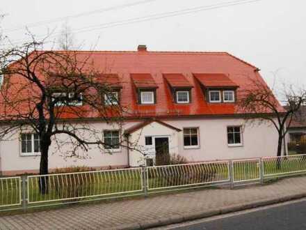 Fremdverwaltung - Sanierte 3-Raum-Altbauwohnung in ländlicher Umgebung