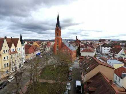340.000,- für 4 Zimmer 9 1 qm mit Terrassen-Loggia + Aufzug - LIFT am KUNIGUNDENDAMM - WUNDERBURG