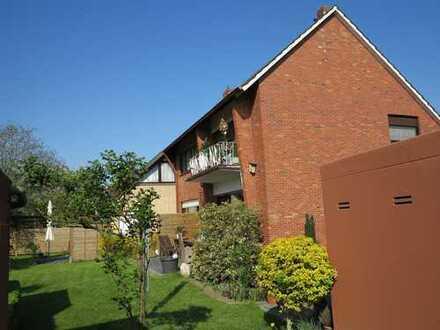 Schöne 4-Zimmer-Wohnung mit kleinem Balkon in Isselburg-Werth