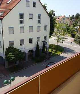 Großzügige 4 Zi.-Eigentumswohnung mit Balkon im Stadtzentrum Buchloes – AIGNER IMMOBILIEN SERVICE