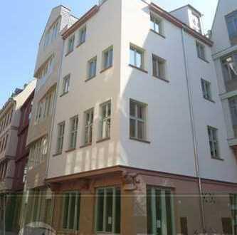 Wohnen im historisch rekonstruierten DomRömer-Quartier