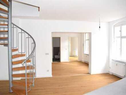 Neuwertige Luxuswohnung mit Balkon am Spreeufer zur Selbstnutzung oder als rentable Anlage