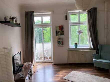 2-Zimmer Wohnung in guter Oranienburger Lage