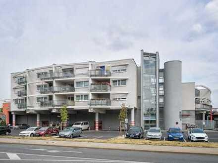 2-Zi-Wohnung mit EBK, großem Südbalkon und Aufzug, oberhalb Techn. Universität