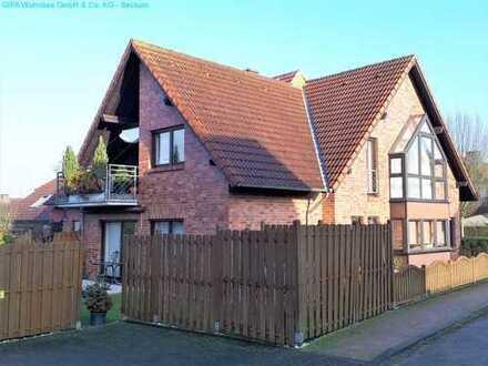 Gemütliche Wohnung im gepflegten 4 Familienhaus in einer ruhigen und tollen Wohnlage!