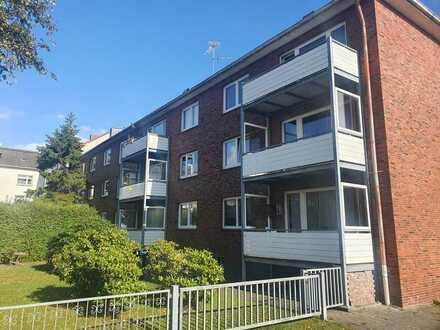 3-Zimmer-Wohnung mit Balkon und EBK in Wilhelmshaven