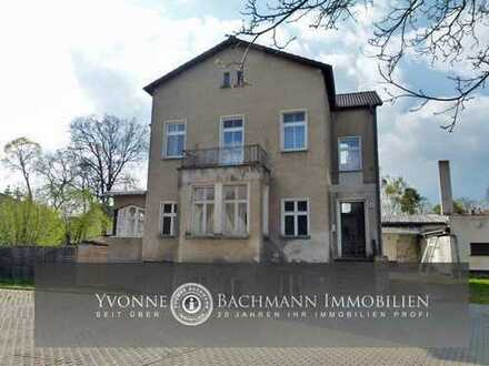 Zweifamilienhaus mit Gewerbetrakt in Strausberg - Vorstadt