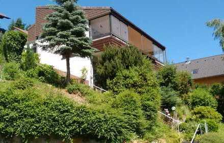 Helle 2 Zimmer-Wohnung mit Balkon und Einbauküche in Baiersbronn