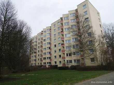 VAHRER SEE: 3 Zimmer-ETW mit Fahrstuhl im 5. OG, Einbauküche, Wannenbad, kleine Loggia