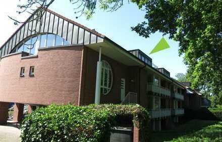 Schöne Dachgeschoss-Wohnung Nähe Universitätsklinikum Münster!