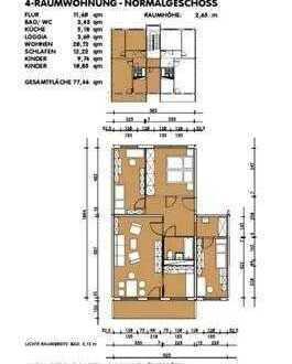 Möblierte Zimmer in WG mit Balkon (teilverglast) und guter ÖPNV-Anbindung und Einkaufsmöglichkeiten