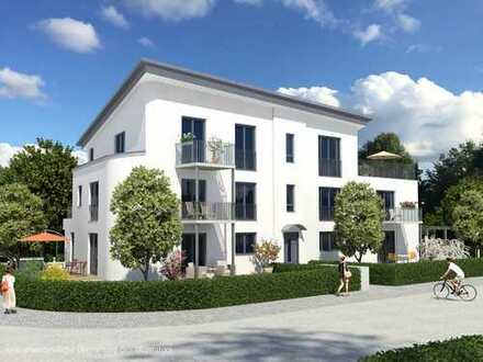Baubeginn erfolgt... Moderne, helle und attraktive 3 Zimmerwohn. mit Balkon 03 und TG-Stellplatz