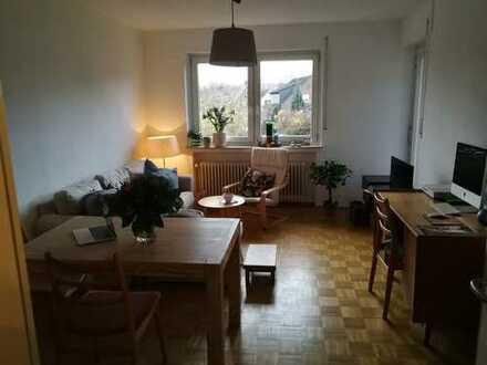 Ansprechende 3-Zimmer-Wohnung mit Balkon in Münster-Wolbeck