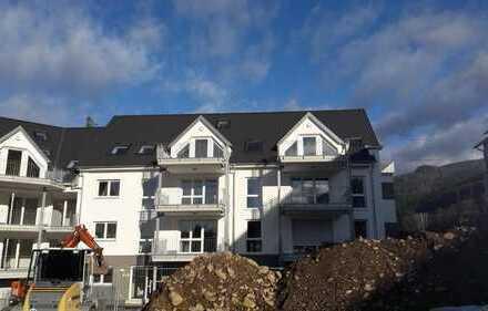 Erstbezug: ansprechende 4-Zimmer-Wohnung mit Balkon in Buchenbach