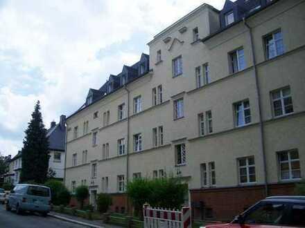 Gemütliche 2- Raum- Wohnung mit Blk. in bevorzugter Lage Chemnitz- Heimgarten!