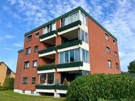 Dachgeschoßwohnung mit Weserblick