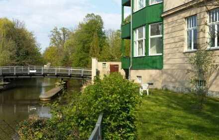 Wohnen direkt am Elstermühlgraben (Bachviertel)