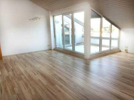4 ½ Dachwohntraum – III.OG WGH – Dettingen