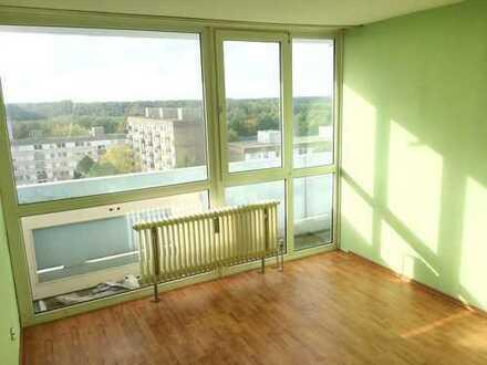 Bezugsfreie Wohnung in zentraler Lage mit Balkon