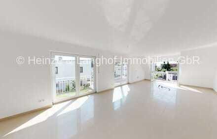 Moderne Wohnung mit Fußbodenheizung, 3 Balkonen und hochwertiger Ausstattung
