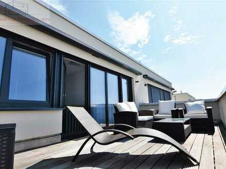 Top ausgestattete Luxus-DHH (Villenhälfte Split Level) Bestlage Riedberg - ohne Käuferprovision