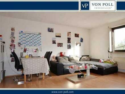 Gut geschnittene 3-Zimmer-Wohnung mit Einbauküche und Stellplatz für Eigennutzer oder Kapitalanleger