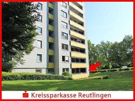 Vermietete 4-Zimmer-Wohnung  mit Blick ins Grüne