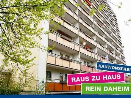 Kurzer Weg zur Uni- Studentenwohnung in Eckersbach