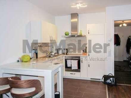 Kapitalanlage oder neues Zuhause - Neuwertige 2-Zi.-ETW mit Sonnenbalkon zentral in Offenbach