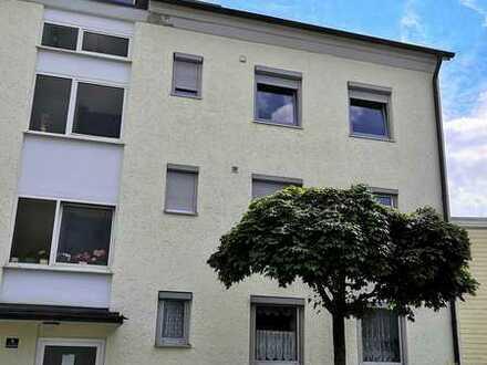 Erstbezug nach Sanierung: sonnige 3-Zimmer-Wohnung mit Balkon in Waldkraiburg