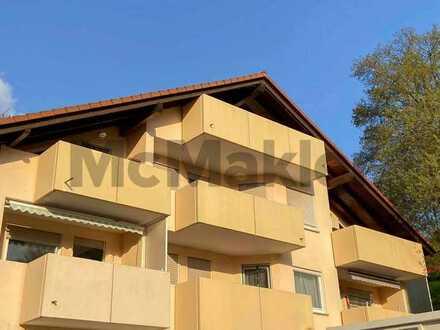 Eine attraktive Gelegenheit: Modern geschnittene 3-Zi.-ETW mit Balkon in zentraler Lage