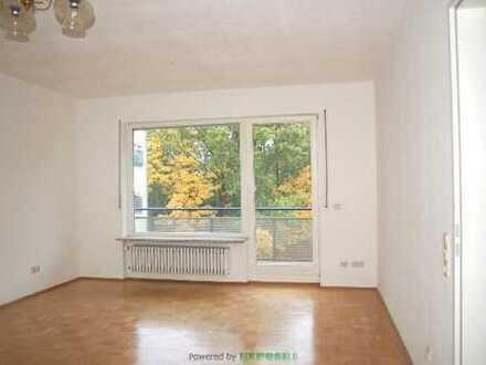 Ruhiger und grüner Niddapark 2 x 2-Z-Komfort-Wohnung mit Balkon