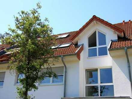 Freundliche 3-Zimmer-Wohnung mit Loggia in ruhiger Lage von MA-Niederfeld