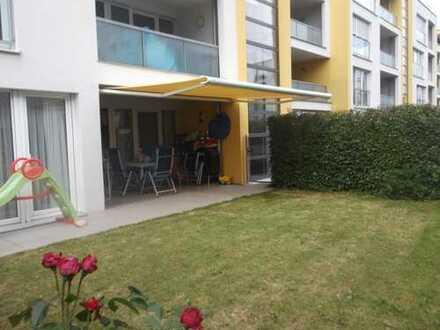 Sonniges Wohnen am Scharnhauser Park mit 2 Gärten - Familie mit Kinder sind willkommen