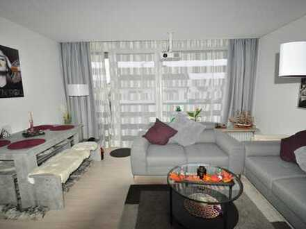 Traumhafte 3 ZKB-Wohnung, EBK-Ablöse mögl, Balkon, sehr gepflegte Wohnanlage - Augsburg Zentrumsnähe
