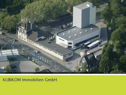 Gräfrath. 4.500m² Produktions-/Lagerhallen.