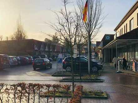 Große Einzelhandelsfläche im Zentrum von Westerstede 585 oder 785 qm möglich