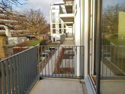 **Erstbezug** Schöne 2-Zimmerwohnung mit Balkon!