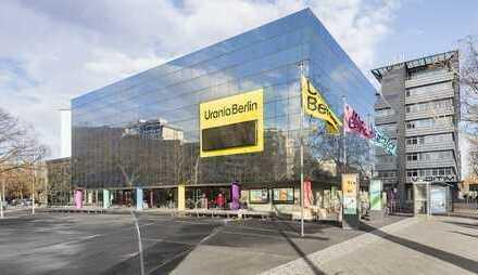 Provisionsfrei: 770 Quadratmeter-Büroloft in der Urania in Schöneberg zu vermieten