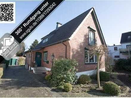 Stilvoll renoviertes Einfamilienhaus mit schönem Grundstück in Delmenhorst