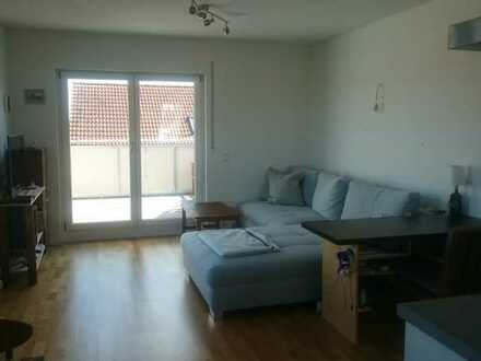 Neuwertige 2-Zimmer-Wohnung in Regensburg-Wutzelhofen