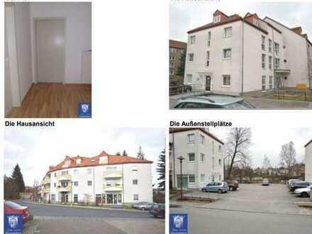 Schöne 2-Zimmer-Wohnung mit Balkon und EBK in Bischofswerda